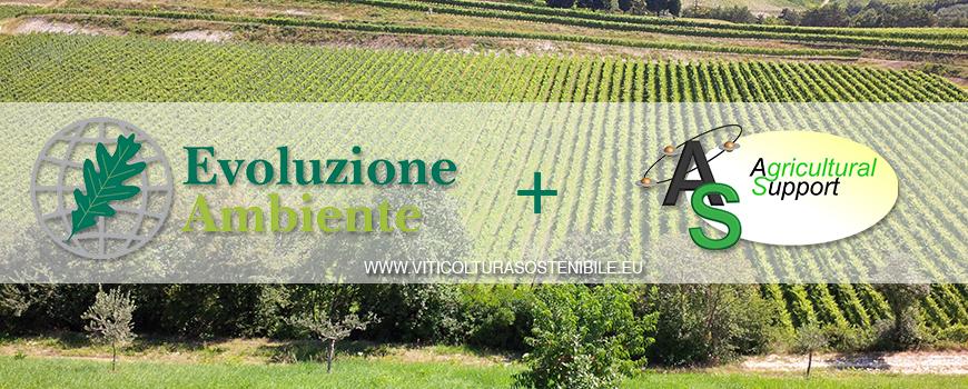 INIZIO COLLABORAZIONE CON AGRICULTURAL SUPPORT